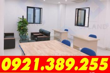Cho thuê văn phòng 50m2 - 55m2 tòa nhà Up-Office số 2 Phùng Chí Kiên, gần Tràng An Complex, SD ngay