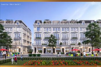 Cần bán căn liền kề công viên 105m2, 2 mặt thoáng DA Louis City giá cực tốt. LH Mr Đức 0913241010