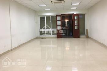 Văn phòng mới giá rẻ trên phố Nguyễn Khang. Diện tích 50m2, 80m2, 100m2