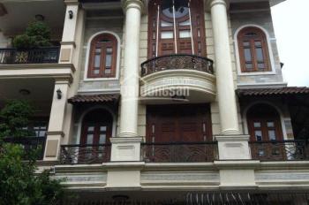 Bán biệt thự mặt tiền đường Số 17 - Phạm Văn Đồng, P. Linh Tây, Q. Thủ Đức. DT: 6x17m