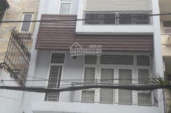 Bán nhà hẻm 6m Út Tịch - Hoàng Văn Thụ, Tân Bình, 4x18m, 4 lầu, 10.5 tỷ thương lượng