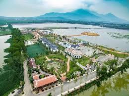 Đón đầu cơ hội đầu tư biệt thự nghỉ dưỡng, Vườn Vua King's Garden Resort