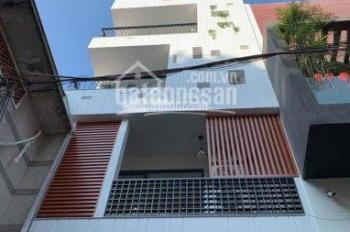 Bán gấp nhà hẻm xe hơi 8m Bùi Thị Xuân, P. 3, Tân Bình, 4.5x27m, 4 lầu nhà mới 14 tỷ thương lượng
