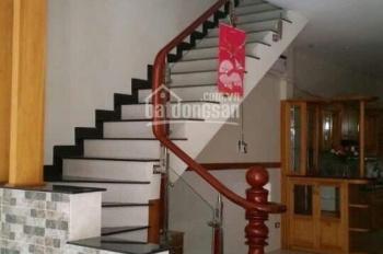 Cho thuê nhà 1 trệt 2 lầu, 4 phòng ngủ, 100m2, giá 15tr/th KDC Phú Hòa, Thủ Dầu Một, LH 0911645579