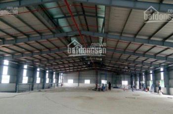 CC cho thuê kho 1100m2 cộng sân 600m2, MT Kinh Dương Vương gần công viên Phú Lâm cont 40f vào