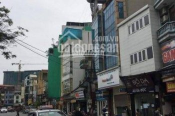 Mặt phố Ba Đình, 5 tầng, lô góc, mặt tiền khủng, đẹp nhất phố, kinh doanh - Cực hiếm 40m2, MT 5m