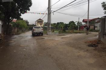 Chính chủ bán đất đấu giá Minh Trí, Sóc Sơn, Hà Nội, giá 3,7tr/m2. LH 0965473835