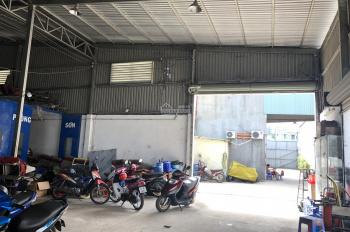 Chính chủ cho thuê kho, bãi văn phòng 1700m2, 2MT đường Kinh Dương Vương, QL1A, P.An Lạc Q.Bình Tân