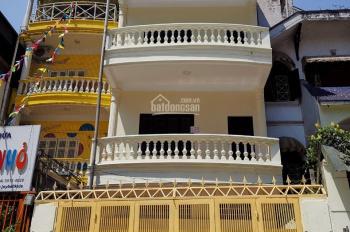 Cho thuê nhà phân lô đường Nguyễn Khả Trạc, phường Mai Dịch, Quận Cầu Giấy 60m2, 5T, MT 5m, 21tr/th