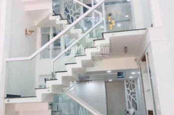 Kẹt tiền bán nhà mặt tiền Nguyễn Xiển, Q9, Long Bình, ngang 8x30m mới xây, giá chỉ 6 tỷ