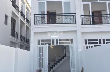 Nhà phố cực đẹp đúc thật 3 tấm, 3PN, 3WC đường Tô Ngọc Vân, Q12. Giá 1.6 tỷ