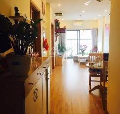 Bán căn hộ 83m2 có 2 phòng ngủ đầy đủ nội thất chung cư Golden West Lê Văn Lương chỉ việc về ở