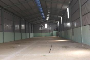 Cho thuê kho xưởng mới diện tích 760m2 giá 32tr/tháng ở Thạnh Xuân 38, Phường Thạnh Xuân, Quận 12