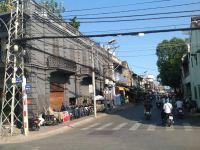 Cho thuê mặt bằng góc 2 mặt tiền Bình Đông - Đinh Hòa, phường 13, quận 8