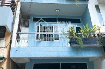 Bán nhà hẻm 6m, 40/36 Trần Quang Diệu, quận 3, 4,93x14,05m, trệt 2 lầu. 11.8tỷ TL