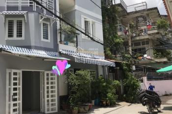 Chính chủ bán nhà góc 2 MT HXH Nguyễn Văn Đậu, P. 6, DT 4,3mx12m, trệt 3 lầu. LH 0938.655.365