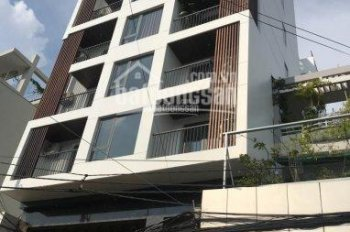 Cho thuê nhà mới - siêu rộng - 5 lầu, mặt tiền đường số 1 Cư Xá Đô Thành, P.4, Q.3