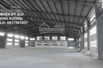 Cho thuê xưởng 1200m2 đường Trần Văn Giàu, Bình Chánh giá 40 triệu/tháng