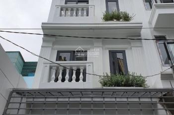 Bán nhà hẻm 380 /88 / Phạm Văn Chiêu, P. 9, 4 x14m đúc 3,5 lầu giá 5,8 tỷ