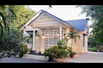 Bán biệt thự sân vườn đường Bến Than, Tân Thạnh Đông, Củ Chi, giá 12 tỷ. LH 0839501026-0764714159