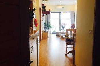 Cần bán gấp căn hộ 82,5m2 tầng 12, 2 phòng ngủ hướng mát tòa B Golden West Lê Văn Thiêm