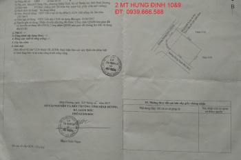 Bán đất chính chủ 2 MT Hưng Định, Thuận An, Bình Dương. ĐT: 0939666588