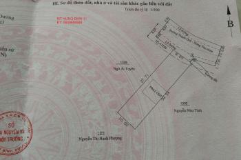 Bán đất chính chủ MT Hưng Định, Thuận An, Bình Dương. ĐT: 0939666588