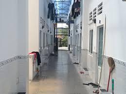 Bán gấp dãy trọ 12 phòng mặt tiền đường Phan Văn Hớn, Hóc Môn 250m2, giá 1 tỷ 600tr, thổ cư