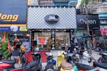 Cho thuê cửa hàng phố Nguyễn Trường Tộ 80m2, mặt tiền 5m, giá thuê: 27tr/th. LH: 0974433383