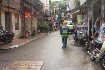 Bán nhà mặt ngõ, ô tô 7 chỗ vào nhà 559 Kim Ngưu - Hai Bà Trưng, vỉa hè, kinh doanh tốt, giá 5,8 tỷ