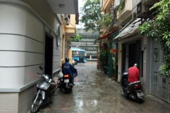 Hot, bán nhà Quán Thánh, Ba Đình, DT 50m2x4T, đường 2 ôtô tránh, cách mặt phố 15m, (12 tỷ)