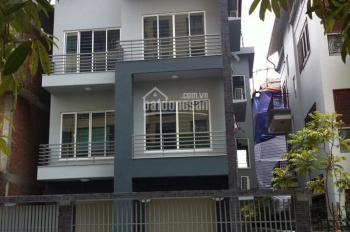 Cần cho thuê nhà phân lô Trung Kính - Trung Hòa - Cầu Giấy. DT 75m2 x 4 tầng, MT 5.5m, giá 29tr/th