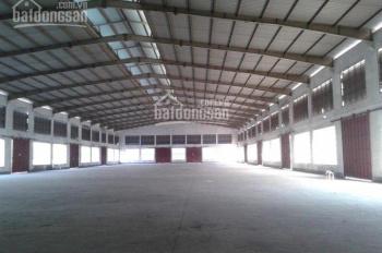 Cho thuê kho xưởng KCN Hố Nai 3, Đồng Nai, DT từ 1000-10000m2, LH 0369138968