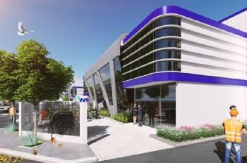 Kho xưởng dựng sẵn cho thuê VSIP toàn quốc, giải pháp logistics cho các doanh nghiệp vừa và nhỏ