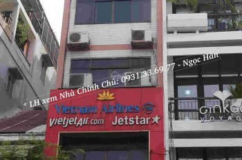 Khách sạn 7L mặt tiền phường Bến Thành, Quận 1, giá chỉ 33.9 tỷ. LH: 0931.33.69.77