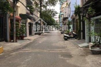 Bán đất khu biệt thự HXH Dương Quảng Hàm, GV, DT: 4,2m (4,8m) x 13m. Giá 4,7 tỷ, LH 0906413211 Hảo