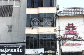 Cho thuê gấp nhà mặt phố Nguyễn Khuyến, Đống Đa, DT 100m2 * 5tầng, MT 4m, giá 70tr/th, 0927.113.446