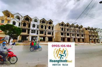 Nhà phố liền kề mặt tiền DT 743 hot nhất Dĩ An, Bình Dương, giá chỉ 22tr/m2. LH: 0903.105.186