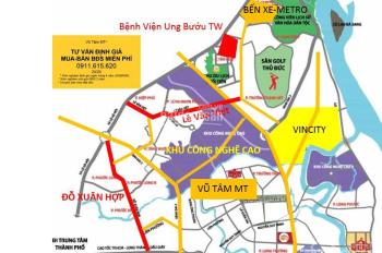 Rẻ nhất thị trường: Bán nhà 2 mặt tiền Lê Văn Việt, kế TTTM Vingroup, 7.5x28m = 210m2, giá 29.5 tỷ