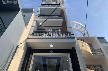 Bán nhà quận Gò Vấp P16 thiết kế kiểu Châu Âu nằm trong khu nhà lầu đồng bộ đường Thống Nhất 6,8 tỷ