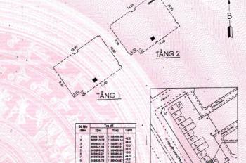 Bán shop Phú Mỹ Hưng, căn góc hai mặt tiền đường lớn, sổ hồng vĩnh viễn, 277m2, giá: 35,3 tỷ
