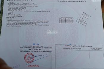 Cần bán gấp đất thổ cư Phường Tân Tạo, Bình Tân, DT: 4x17.5m, đường 7m, giá 2.85 tỷ, LH: 0908060303