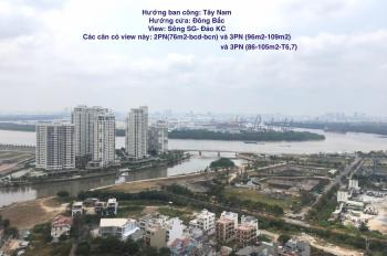 Định cư nước ngoài - Cần bán căn hộ Novaland Q2 The Sun Avenue 3PN - 3,7 tỷ - PKD: 0909.018.538