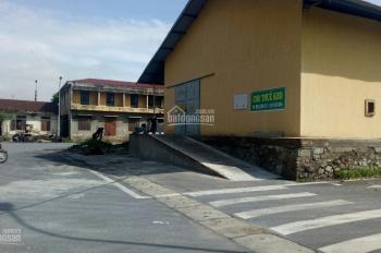 Cho thuê kho tại thị trấn Yên Viên - Gia Lâm. DT: 1000m2