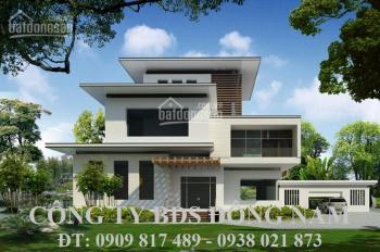 Bán biệt thự đẹp, An Phú An Khánh, Q2, đường Nguyễn Quý Cảnh, giá 33 tỷ