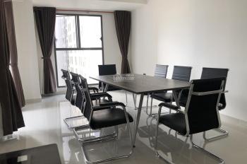 Hot hot! Officetel SaiGon Royal 34m2 có bếp, rèm, máy lạnh, chỉ 12 triệu/tháng, LH 0941198008
