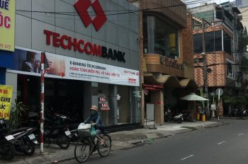Bán nhà mặt tiền quận Tân Bình, đường Trường Chinh, P12. Gần đường Nguyễn Thái Bình - DT: 7.5 x 38m