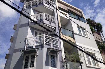 Bán nhà HXT, 1 trệt 3 lầu BTCT đường Nguyễn Văn Đâu, phường 6, quận Bình Thạnh