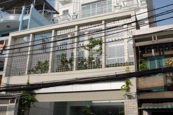 Cho thuê nhà mặt tiền ngang 10m số 220 Tôn Đản, Phường 8, Quận 4