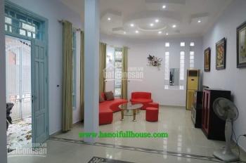 Cho thuê nhà đẹp, 5 tầng, 4 phòng ngủ đủ đồ phố Giang Văn Minh, Ba Đình, Hà Nội